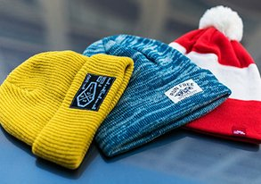 Shop Winter Warm-Up: Hats, Gloves & More