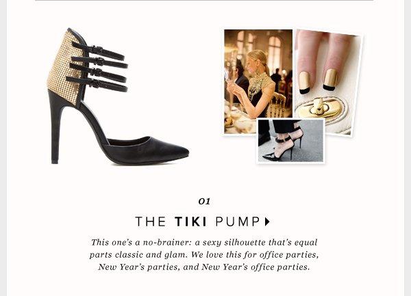 The Tiki Pump: