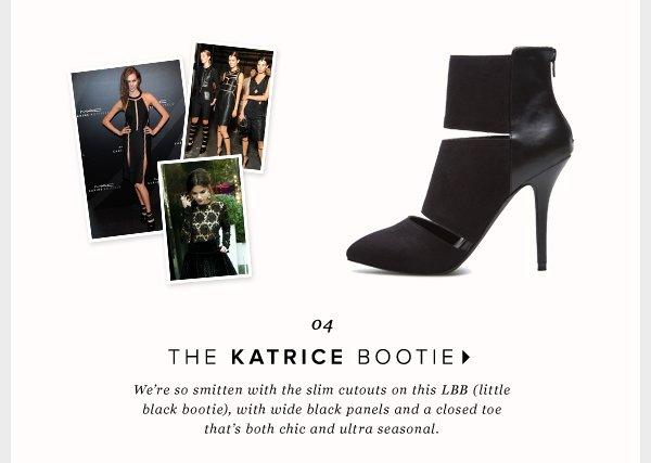 The Katrice Bootie: