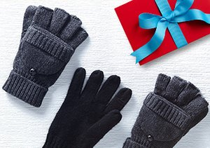 Get Warm: Gloves & Hand Warmers