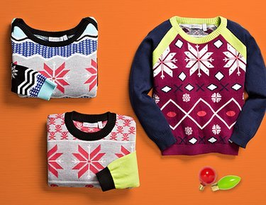$29 & Under: Girls' Sweaters