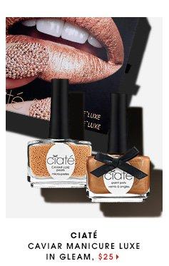 Ciate Caviar Manicure Luxe In Gleam ($10 value), $5