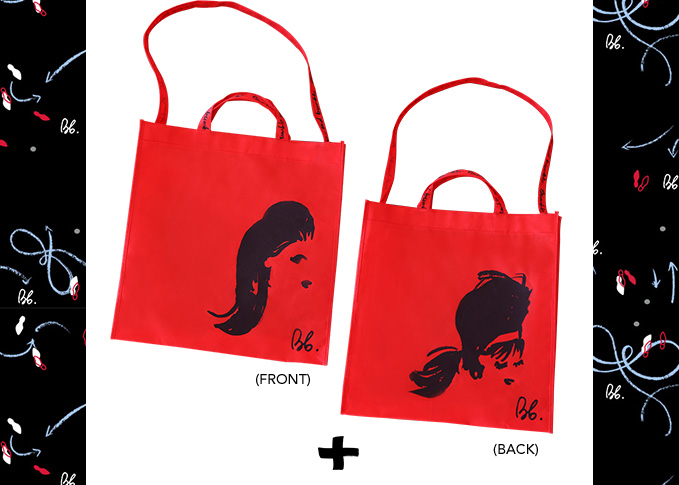 1 DAY ONLY free shipping + Limited Edition Tote ($15 value)