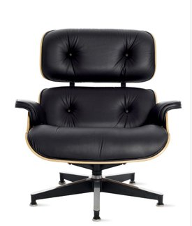 EAMES® LOUNGE CHAIR ON SALE + FREE SHIPPING