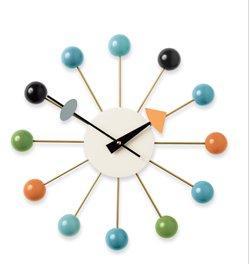 NELSON BALL CLOCK