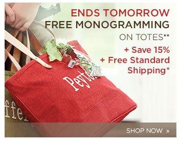 Free Monogramming