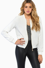 All Flor One Bomber Jacket