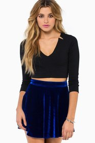 Lela Crop Top