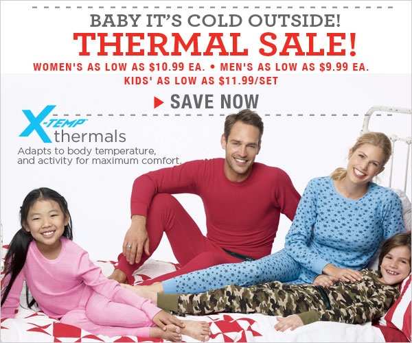 Thermals Sale