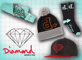 New from Diamond Supply Co.