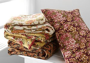 Layers of Charm: Cozy Bedding