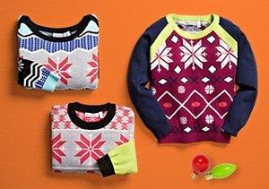 $29 & Under: Girls' Sweaters