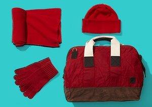Festive Pop: Red Accessories