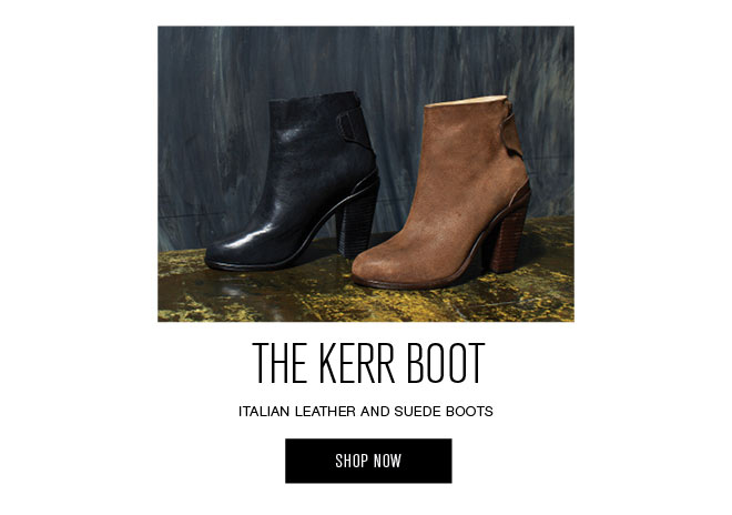 Kerr Boot