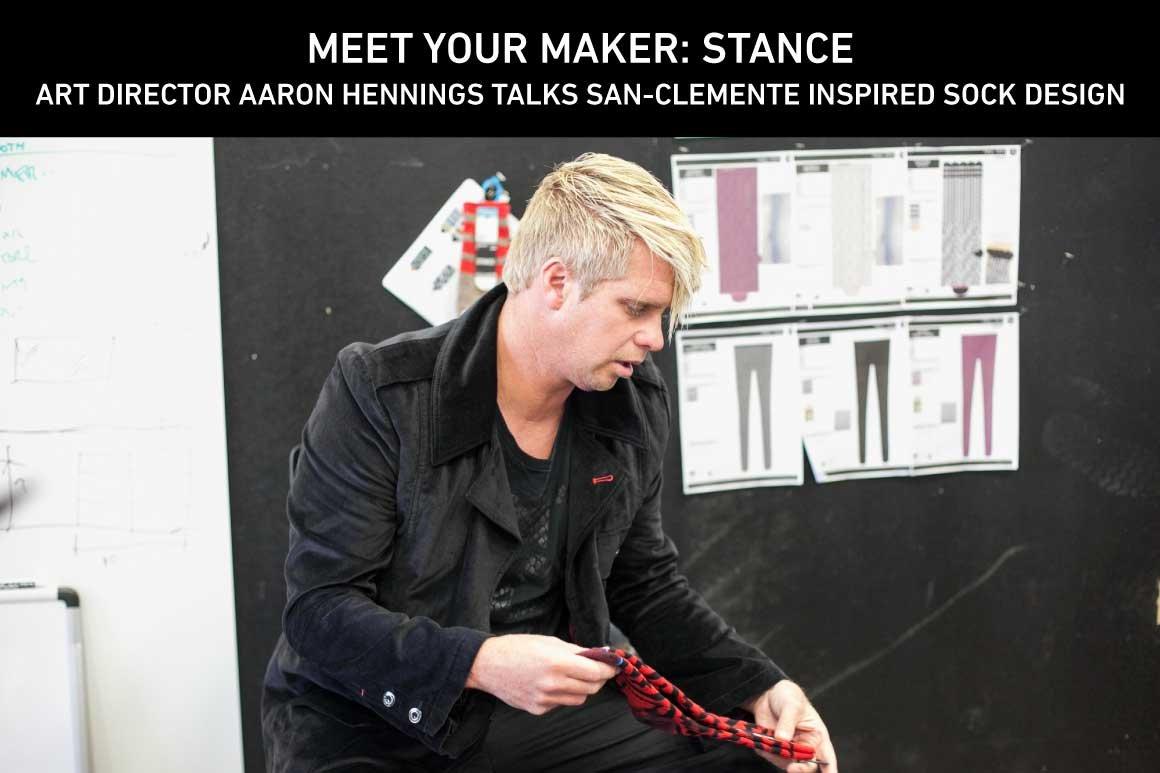 Meet Your Maker: Stance