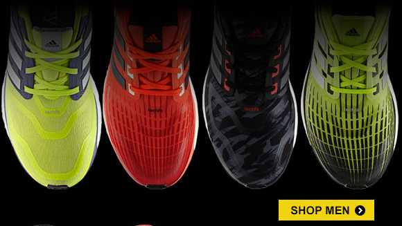 Shop Men's Boost Running Shoes »