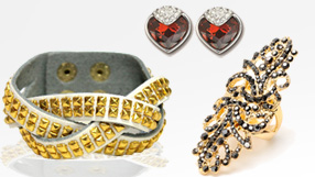 Swarovski Crystal Jewels and more