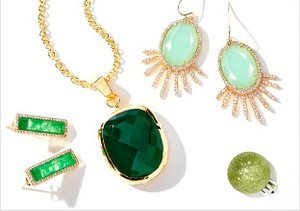 Shades of Green: Jewelry