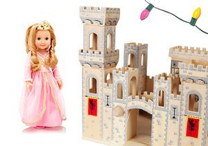 $13 & Up: Princesses, Dolls & More