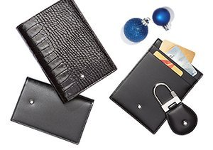 Montblanc Wallets, Watches & More