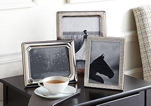 $20 & Up: Sterling & Plated Frames