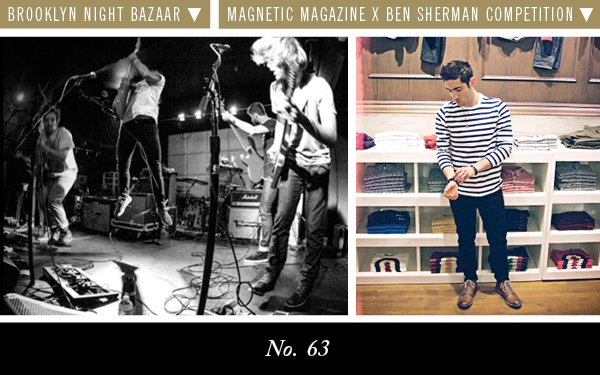 Brooklyn Night Bazaar | Magnetic Magazine X Ben Sherman Competition