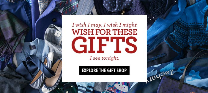 Explore the Gift Shop