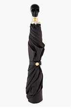 ALEXANDER MCQUEEN Black Skull Umbrella for men