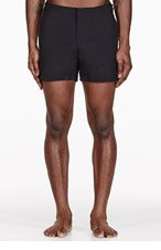 ORLEBAR BROWN Black SETTER swim shorts for men