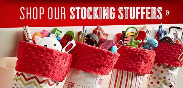Shop Stocking Stuffers »