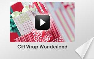 Gift Wrap Wonderland Video