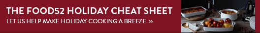 Holiday Cheat Sheet