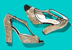 Holiday Glam: Party Shoes
