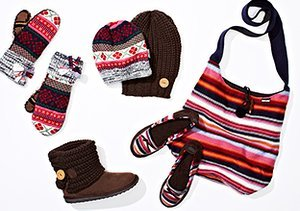 Cozy Gift Sets by MUKLUKS