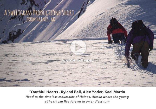 Youthful Hearts - Ryland Bell, Alex Yoder, Kael Martin