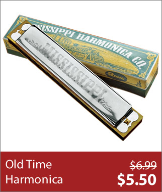 Old Time Harmonica