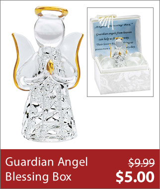 Guardian Angel Blessing Box