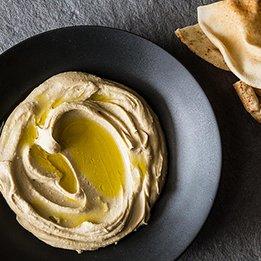 Genius Hummus