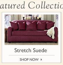 Stretch Suede