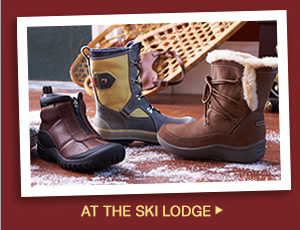 At the Ski Lodge