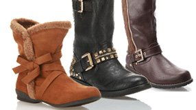 Boot Watch: Neutral Hues