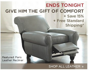Save on Leather