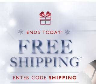 Free shipping - ends soon