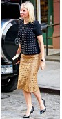 Naomi Watts Gives New Meaning To Cool Pencil Skirt