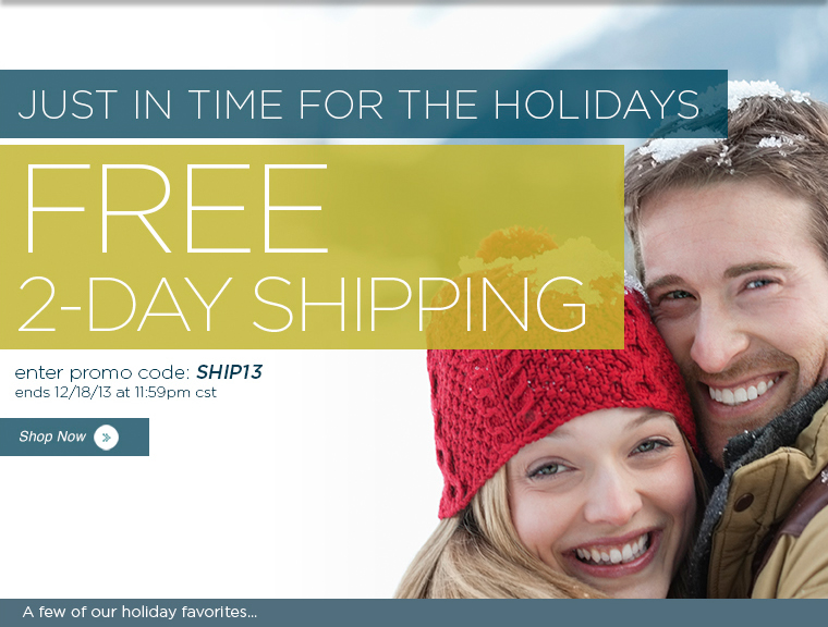 Get it in time for the Holidays! Free 2 Day Shipping for a limited time. Display images for more details.