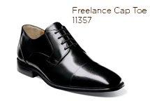 Freelance Cap Toe