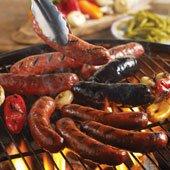 Grilling Sampler of Sausages