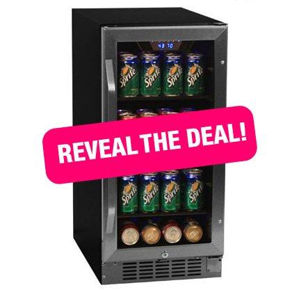 EdgeStar Ultra Low Temp Full Size Kegerator & Keg Beer Cooler