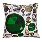 More Is More Cushion Cover, Disco