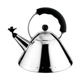 Induction Kettle, Stainless Steel, Black